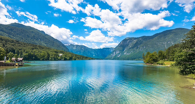 Summer in Slovenia