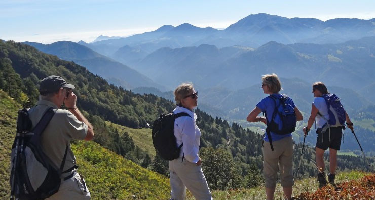 The secret to the ultimate walking holiday experience