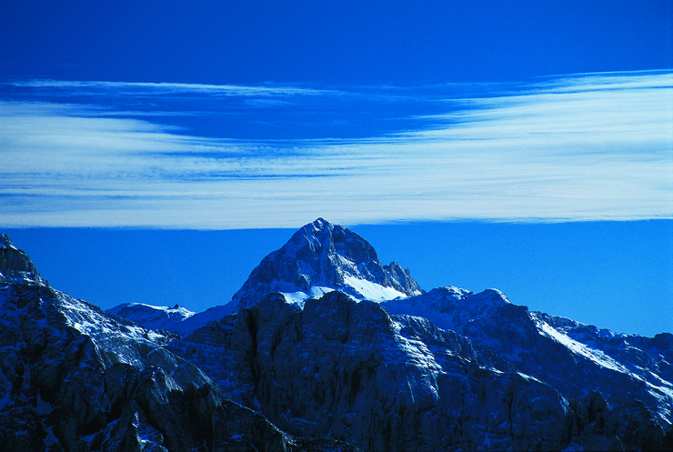 Triglav: Slovenia's Highest Mountain