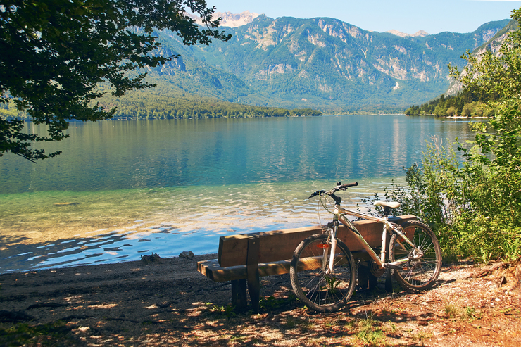 Discover Mountain Biking in Slovenia