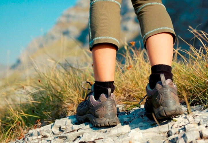 Fitness tips for your walking holiday