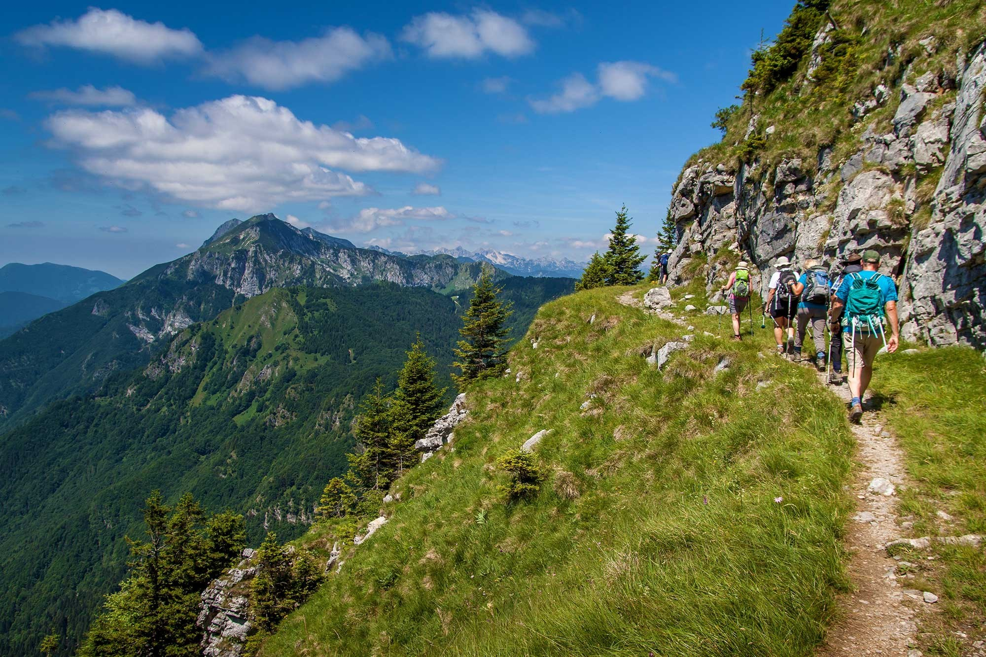 Guided Walking Holidays in Europe, Holidays to Slovenia, Luxury Walking Holiday | Walk Slovenia